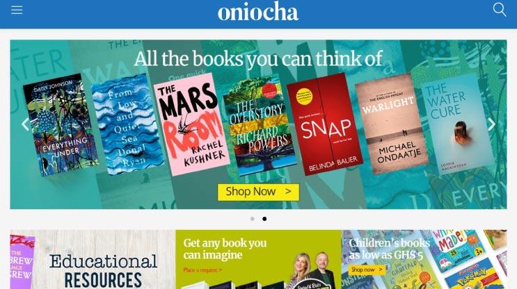oniocha books